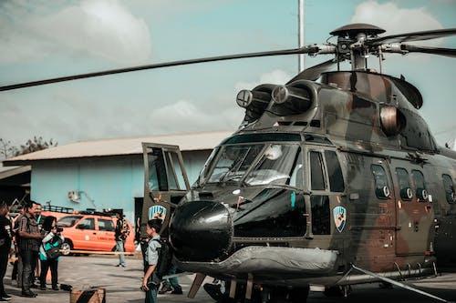 Ảnh lưu trữ miễn phí về hệ thống giao thông, không quân, máy bay trực thăng, sân bay
