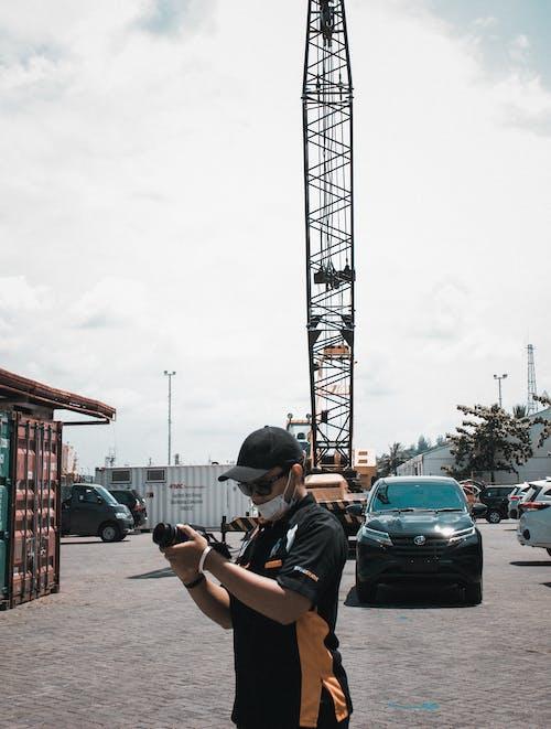 คลังภาพถ่ายฟรี ของ การถ่ายภาพ, คน, นกกระเรียน, บุคคล
