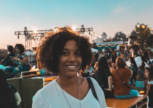 Kostnadsfri bild av afrikansk amerikan kvinna, kvinna, panama, person