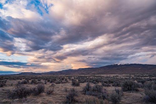 çöl, dağ, doğa, kurak içeren Ücretsiz stok fotoğraf