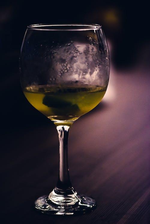 Gratis stockfoto met drinkglas