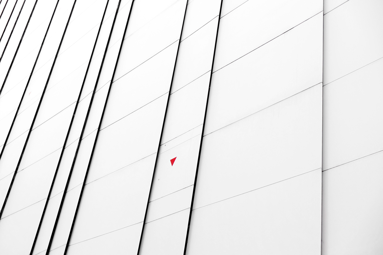 Foto profissional grátis de alto, arquitetura, arquitetura contemporânea, branco