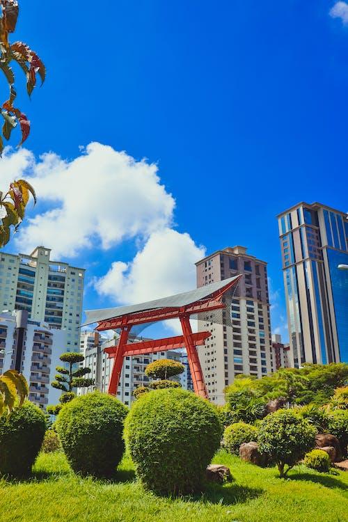 Ingyenes stockfotó belváros, ég, építészet témában