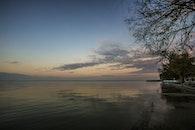 landscape, sky, water