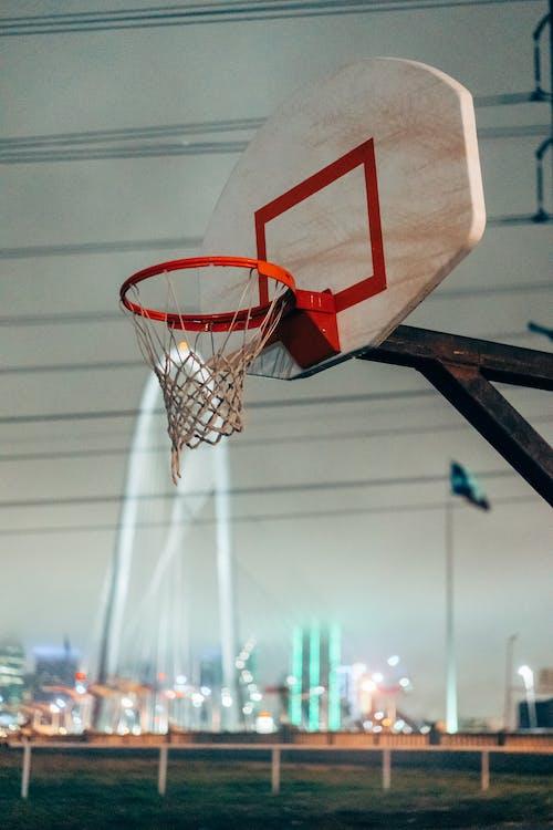 basquete, basquetebol, Cesta de basquete