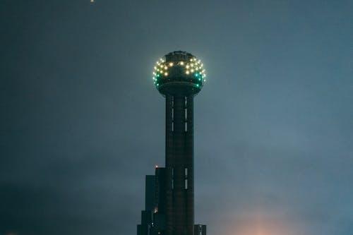 bina, kule, mimari içeren Ücretsiz stok fotoğraf