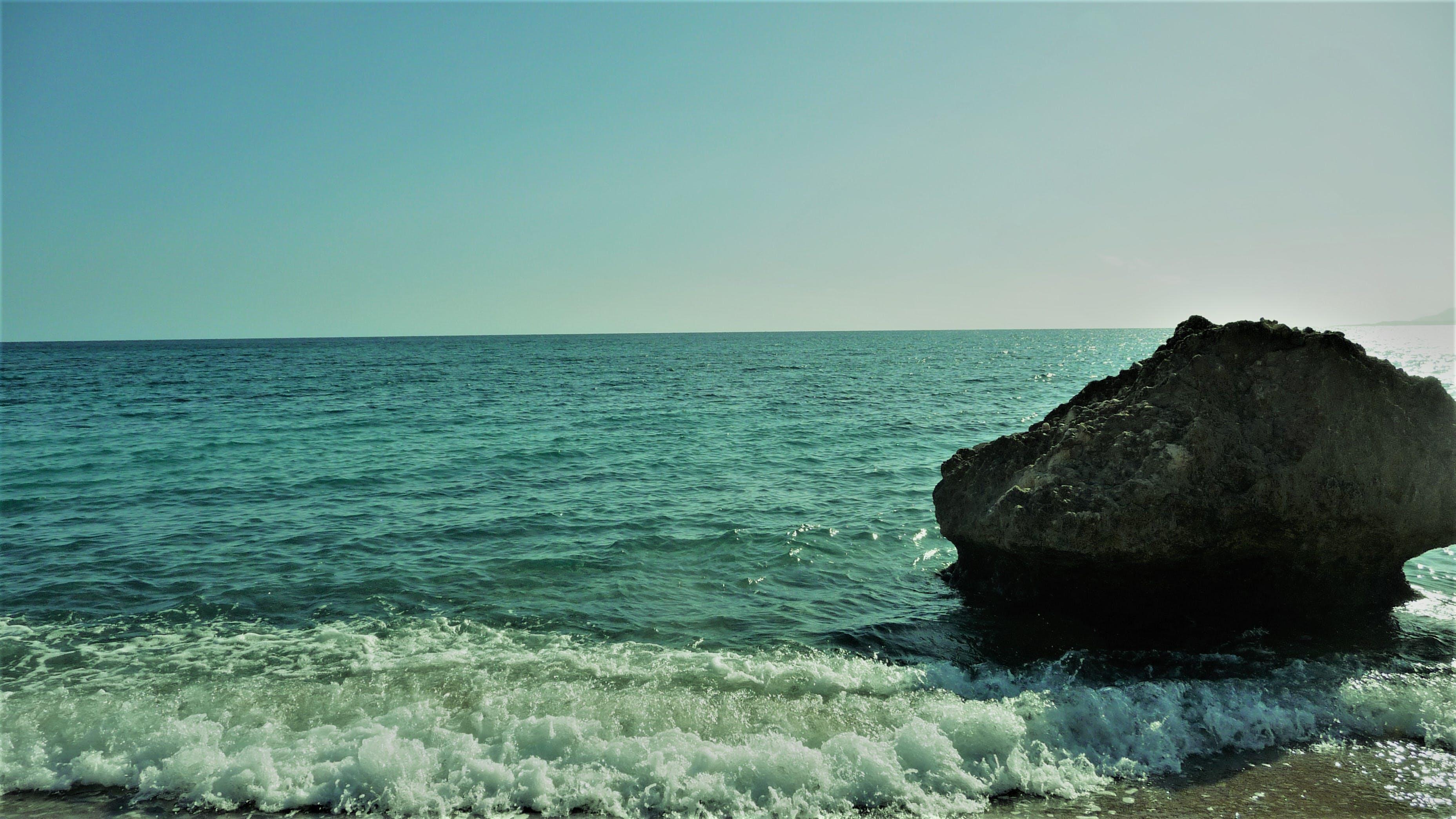 Gratis lagerfoto af Caribien, girl scout beach, guantanamo bay, hav