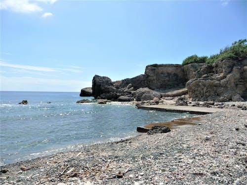 Immagine gratuita di baia di guantanamo, caraibi, cavo ciascuno, oceano blu