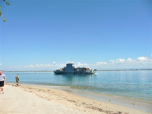 Immagine gratuita di baia di guantanamo, gtmo, traghetto