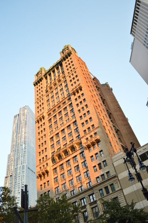 Free stock photo of building, building exterior, evening