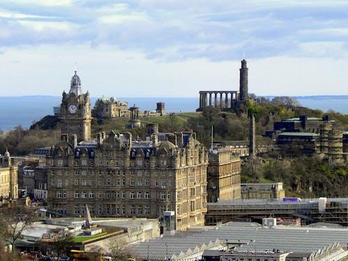 Foto d'estoc gratuïta de edinburgh, Escòcia
