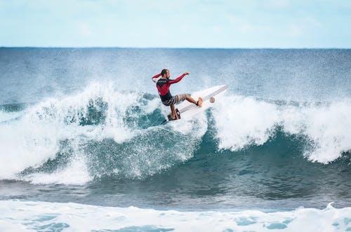 人, 娛樂, 水, 水上運動 的 免費圖庫相片