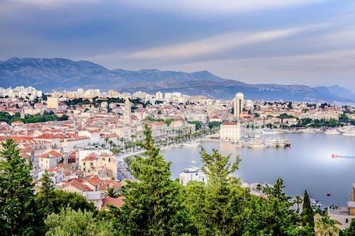克羅地亞, 分裂, 地中海, 城市景觀 的 免費圖庫相片