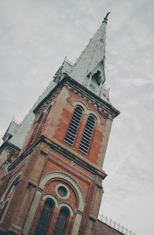 architektúra, budova, kostol