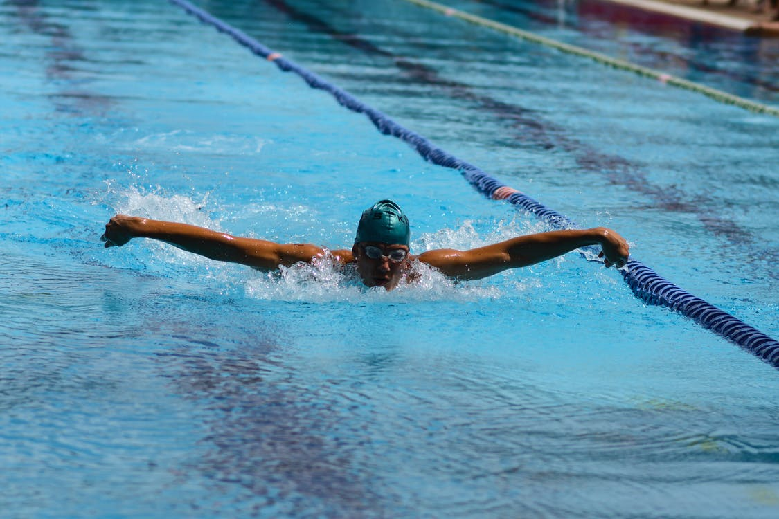 agrement, apă, atlet