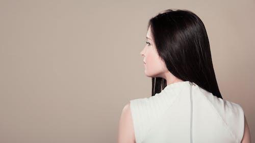 Immagine gratuita di capelli, capello, donna, femmina