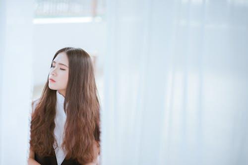 Безкоштовне стокове фото на тему «волосина, вродлива, Гарний, Дівчина»
