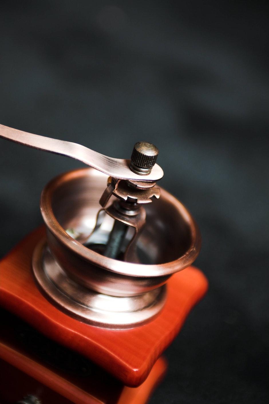coffee, grinder, machine