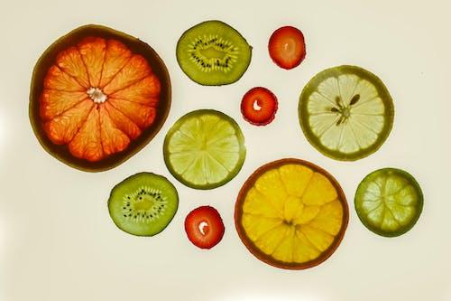 Kostnadsfri bild av blandad, färg, form, frukt
