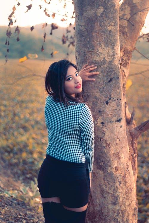 Základová fotografie zdarma na téma asijský, holka, indický, model