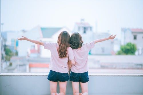 一起, 匹配, 友誼, 女性 的 免費圖庫相片