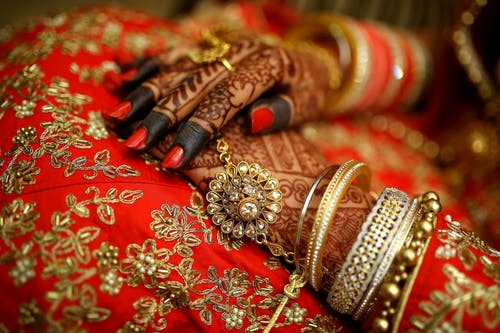 Kostnadsfri bild av armband, bröllop, dekoration, färg