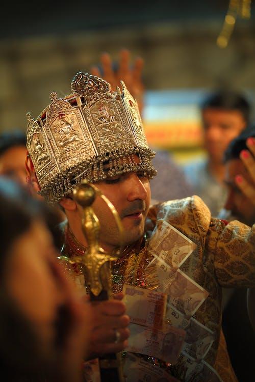 おしゃれ, おとこ, かぶと, インド人の無料の写真素材