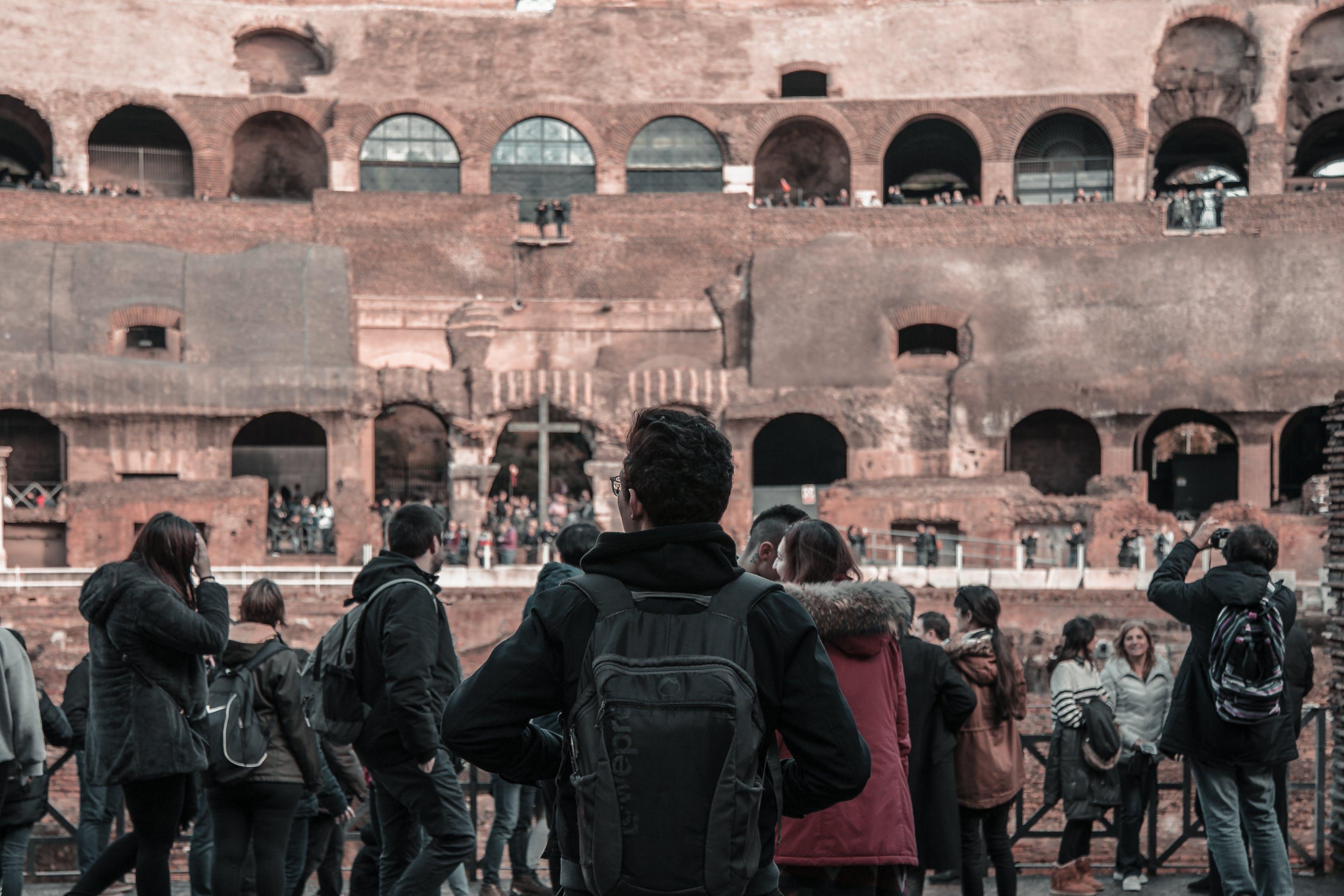 Kostenloses Stock Foto zu 4k wallpaper, coliseum, instagram, italia