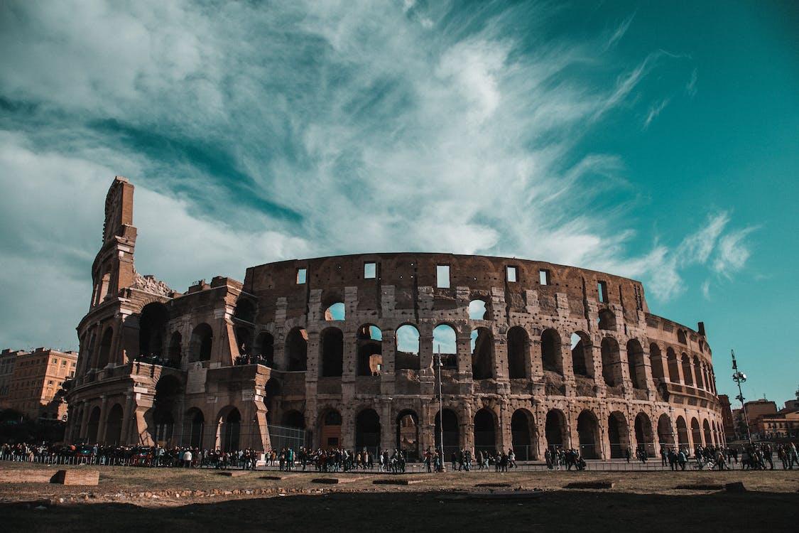 amfiteatru, antic, arcade