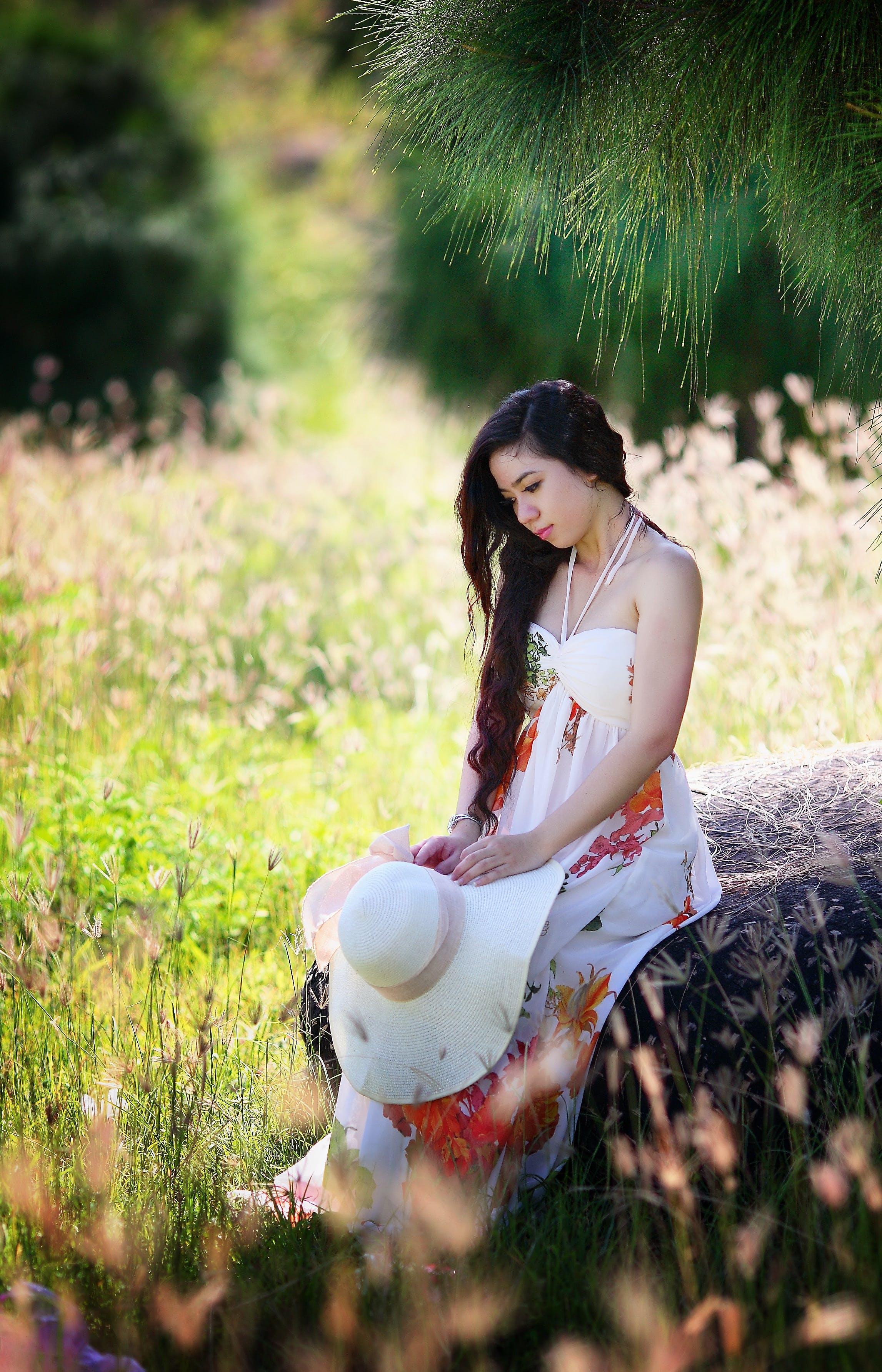 beautiful, dress, fashion