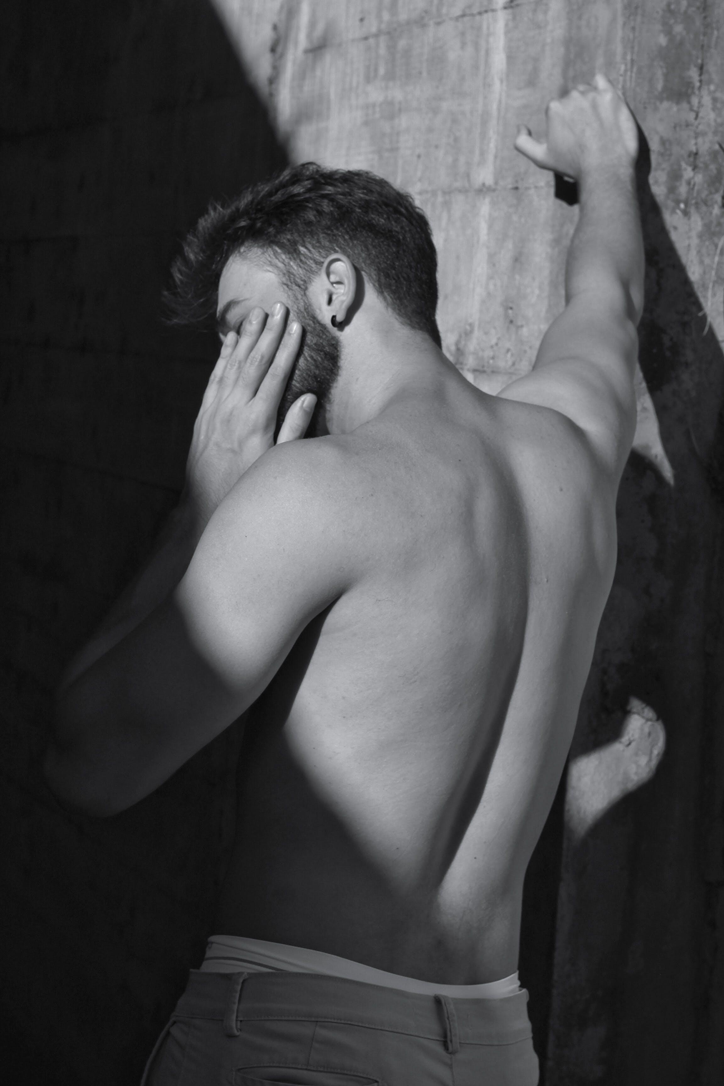 Foto profissional grátis de adulto, cara, corpo, homem