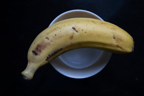Free stock photo of banana, eating, food, fresh
