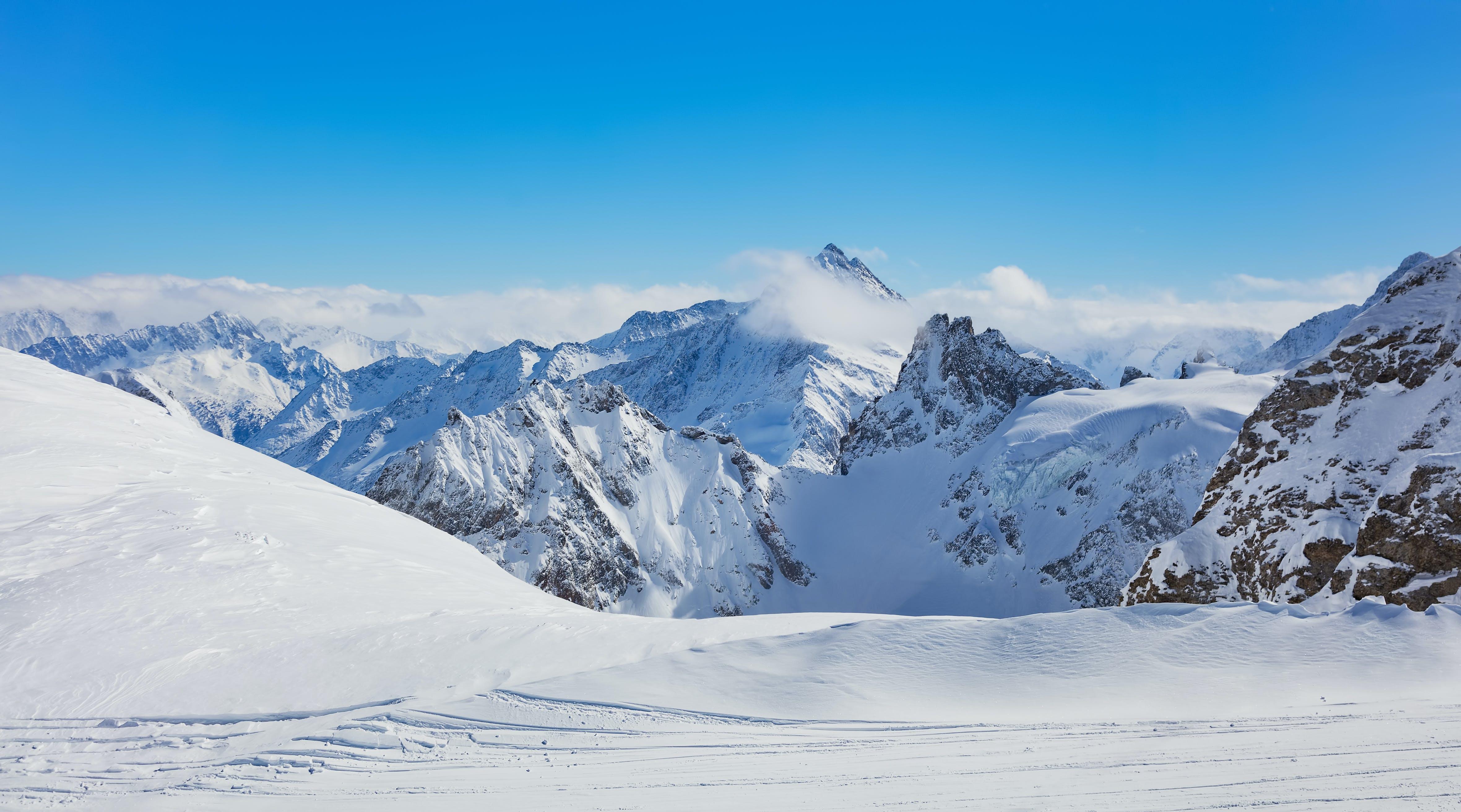 Foto d'estoc gratuïta de alpí, alps, Alps suïssos, berna