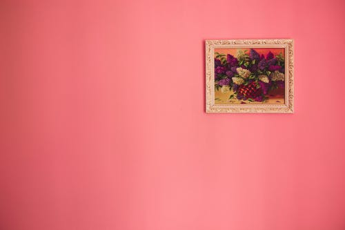 Gratis stockfoto met artistiek, bloemen, canvas, close-up
