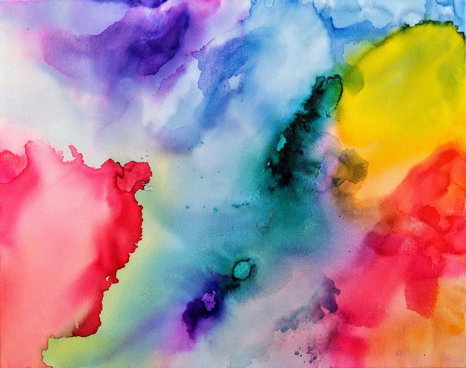 aquarel·la, art, artístic