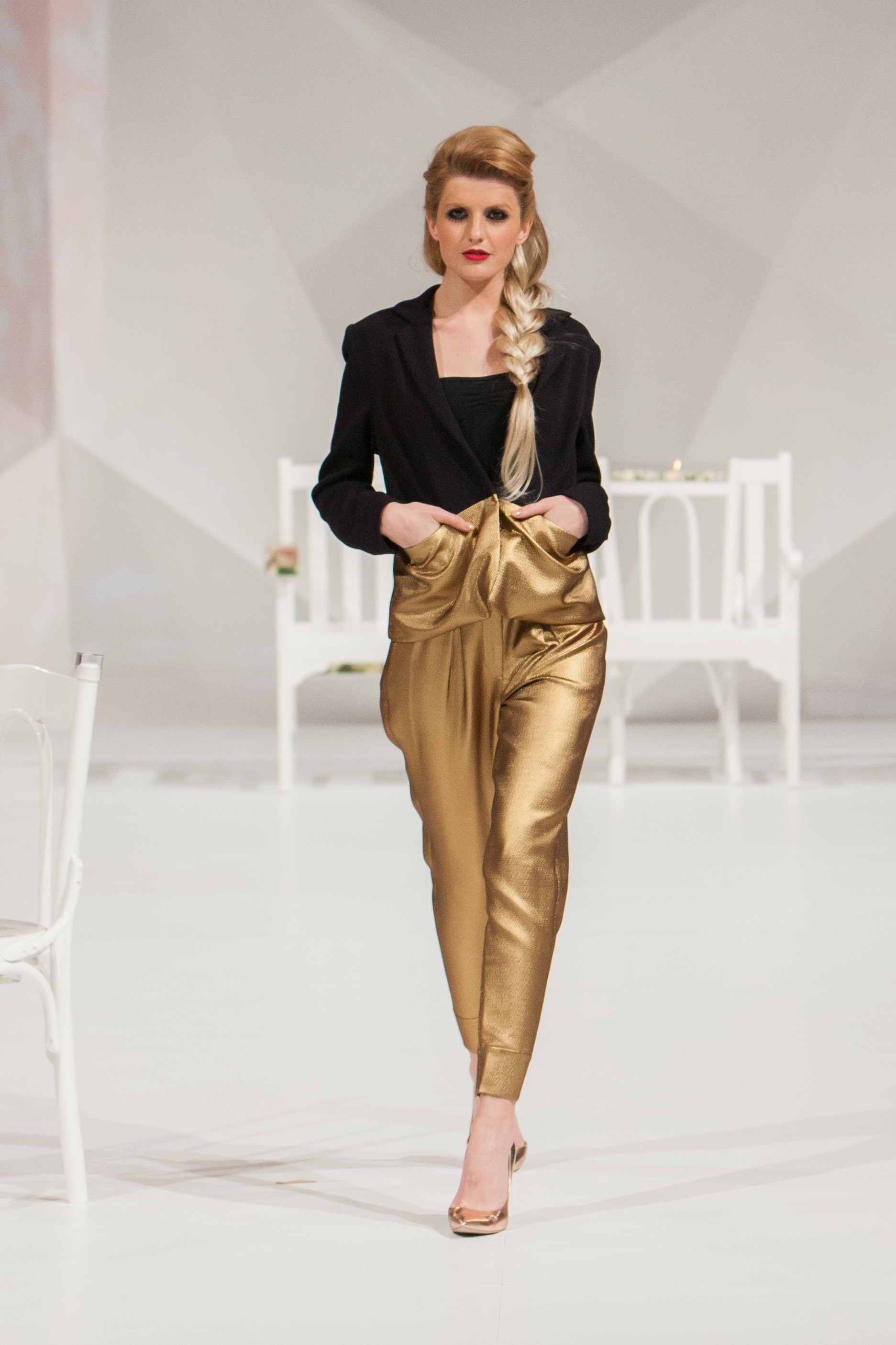 mode femme chic et moderne