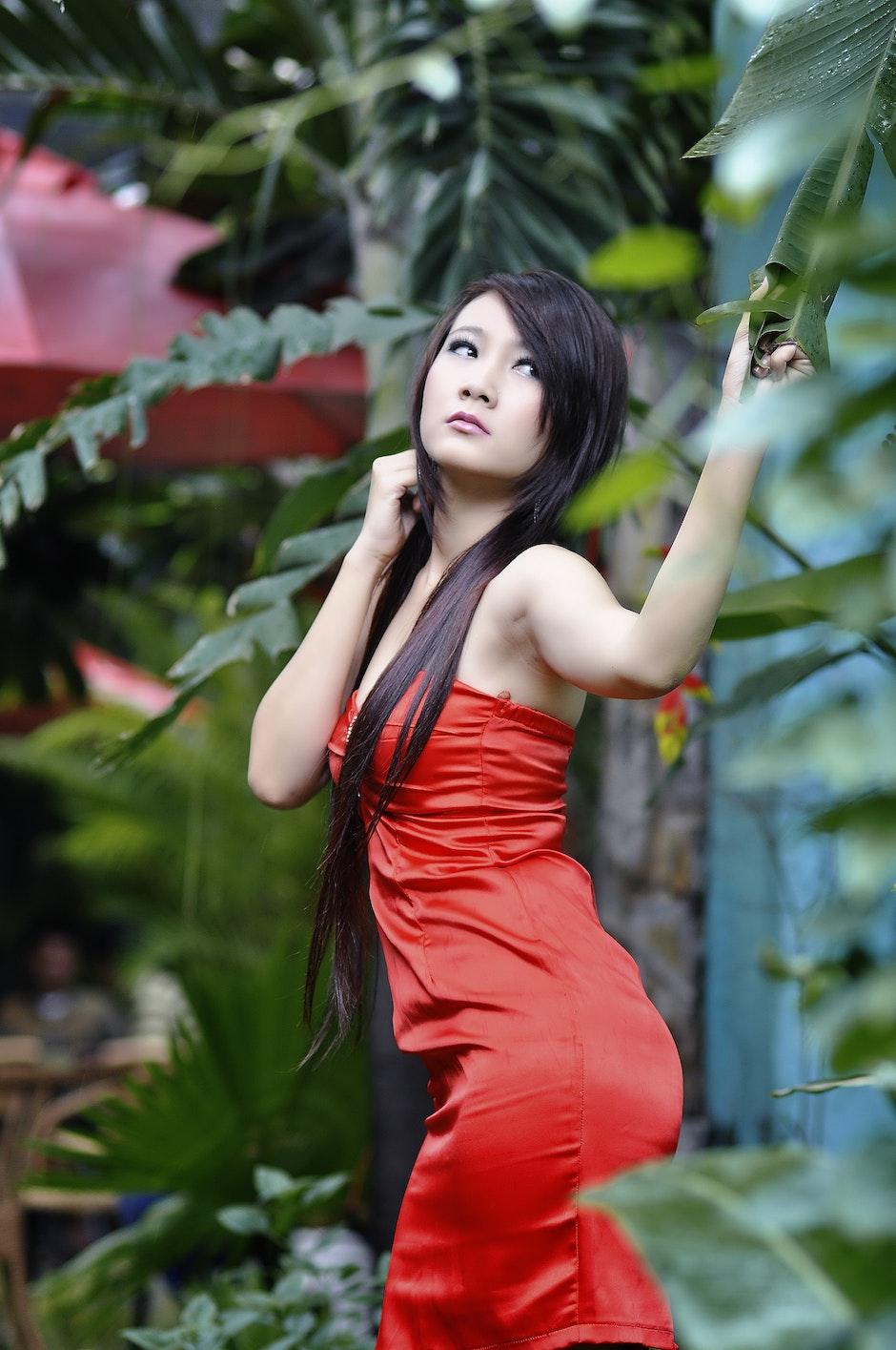 adult, Asian, asian girl