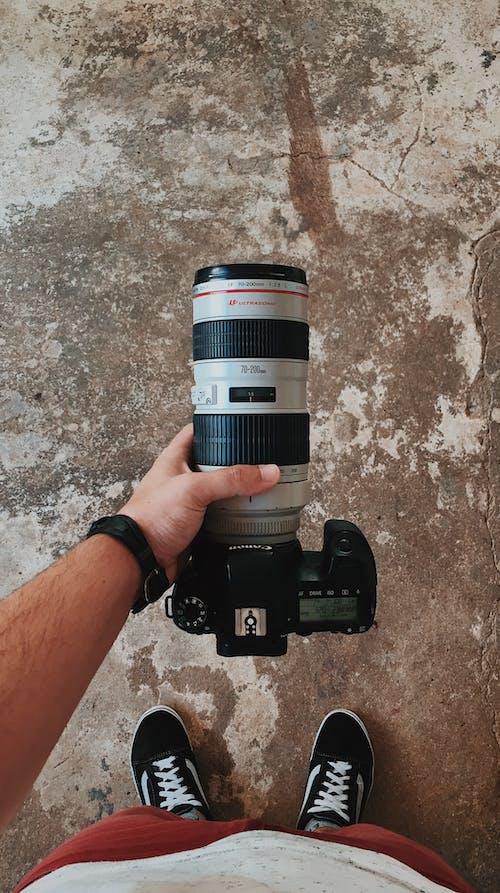 Gratis stockfoto met Adobe Photoshop, camera, camera-apparatuur, canon