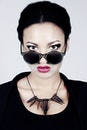 fashion, sunglasses, woman