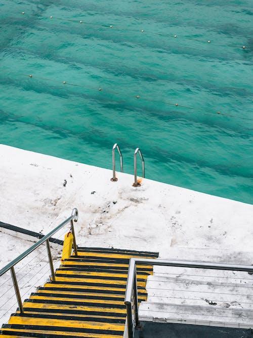 Darmowe zdjęcie z galerii z basen, kurort