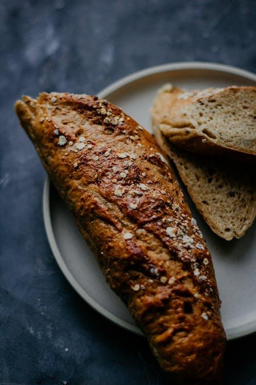Základová fotografie zdarma na téma celý, chleba, chutný, domácí
