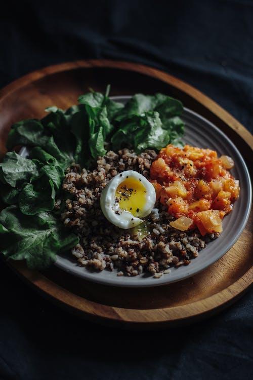 健康, 午餐, 可口