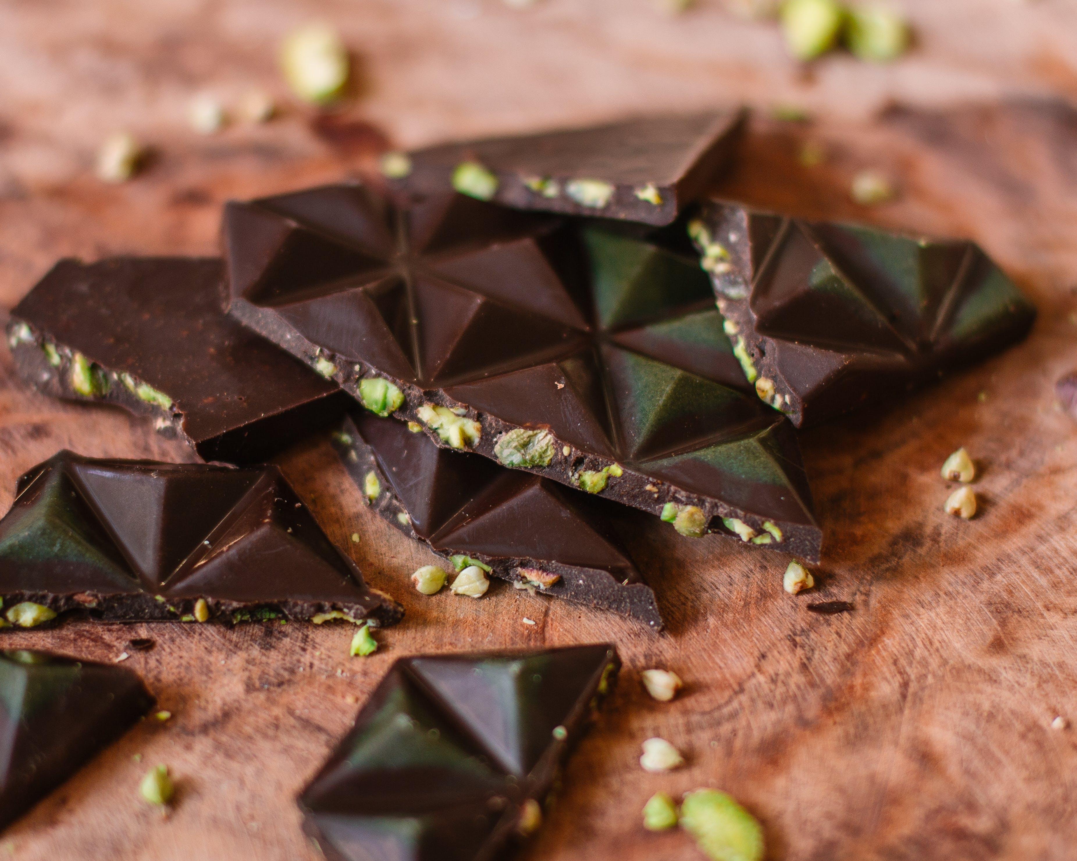 可口, 可口的, 堅果, 巧克力 的 免費圖庫相片