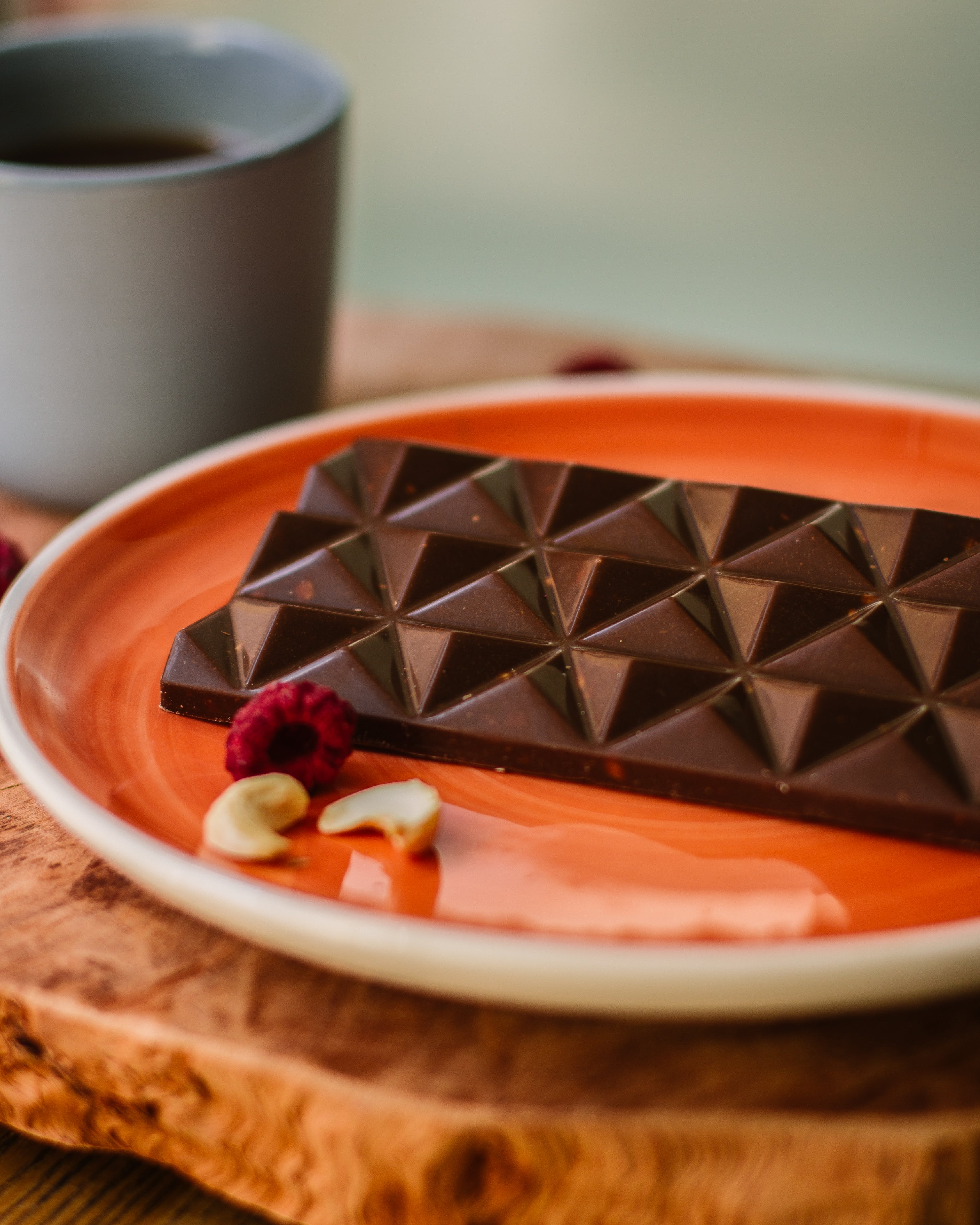 Gratis stockfoto met bord, cachou, chocoladereep, close-up