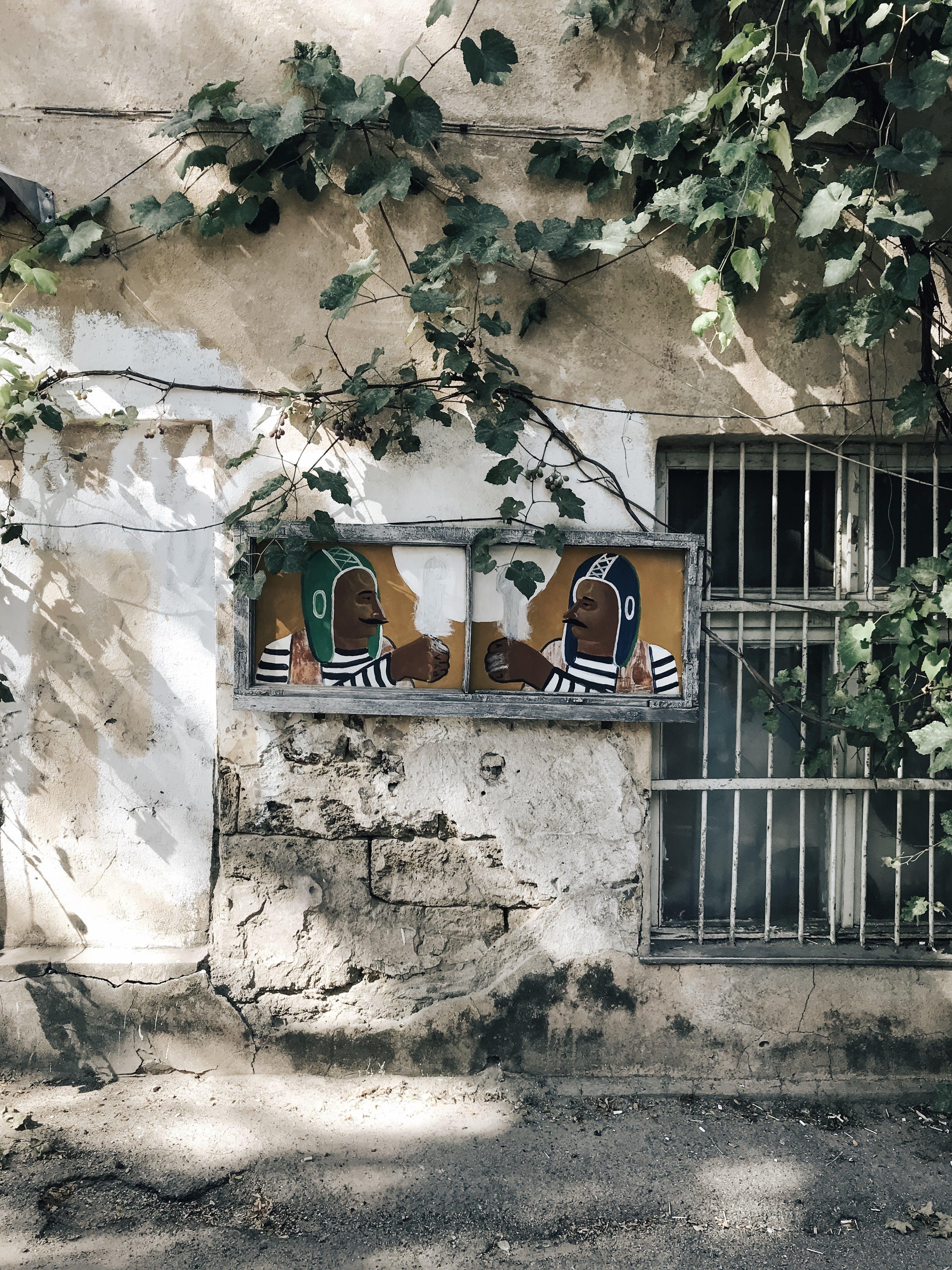 Foto profissional grátis de abandonado, armação, arquitetura, arte