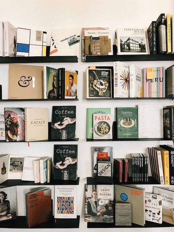 библиотека, в помещении, выставка
