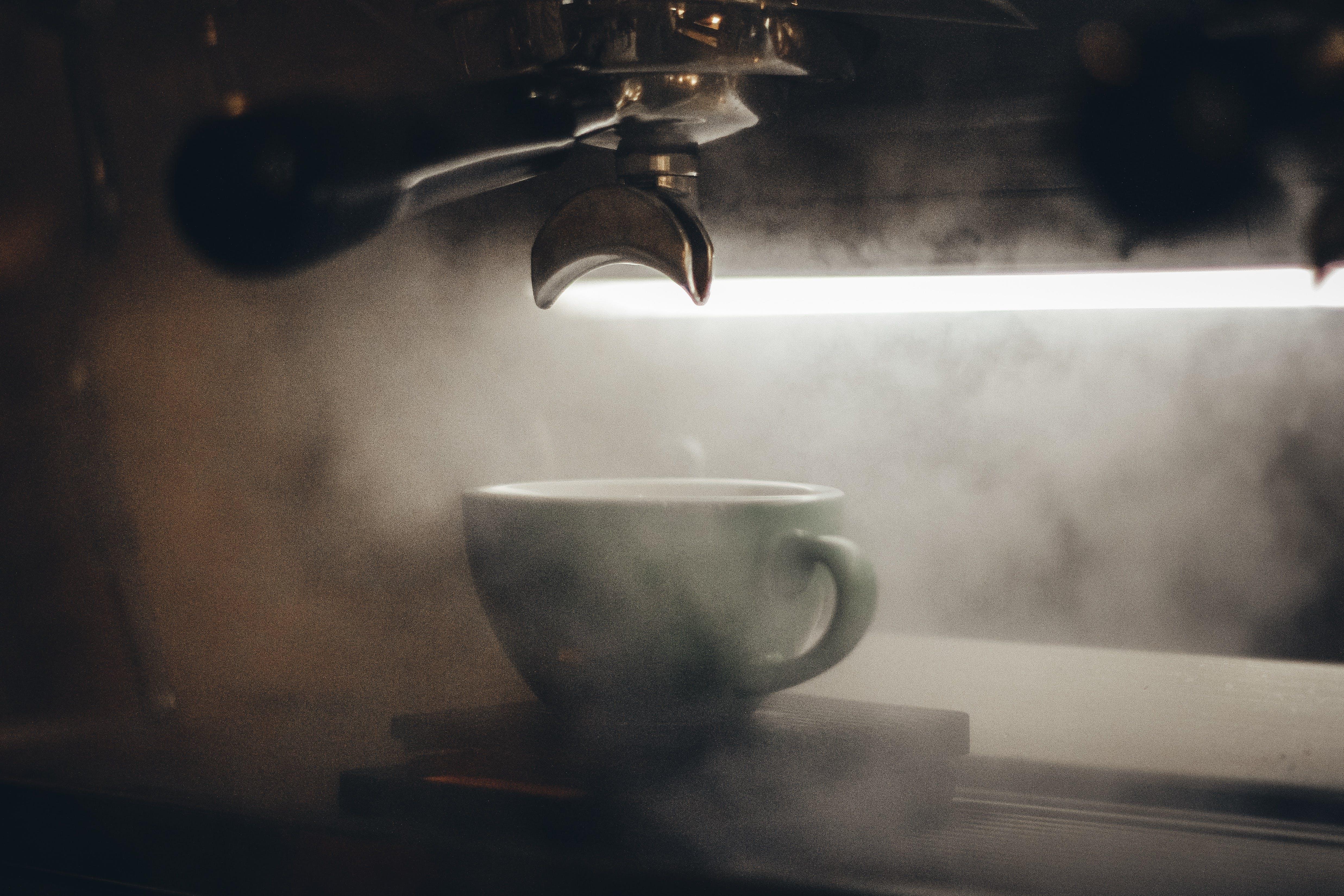 Foto stok gratis berbayang, cangkir, cangkir kopi, espreso