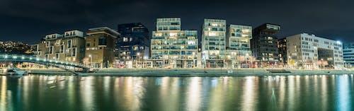 Photos gratuites de bâtiment moderne, concevoir, confluence, confluencelyon
