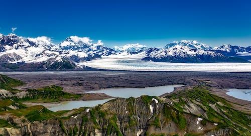 Foto d'estoc gratuïta de aigua, cel, glacera, hdr