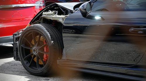 Základová fotografie zdarma na téma 911 gt3, Porsche, srážka
